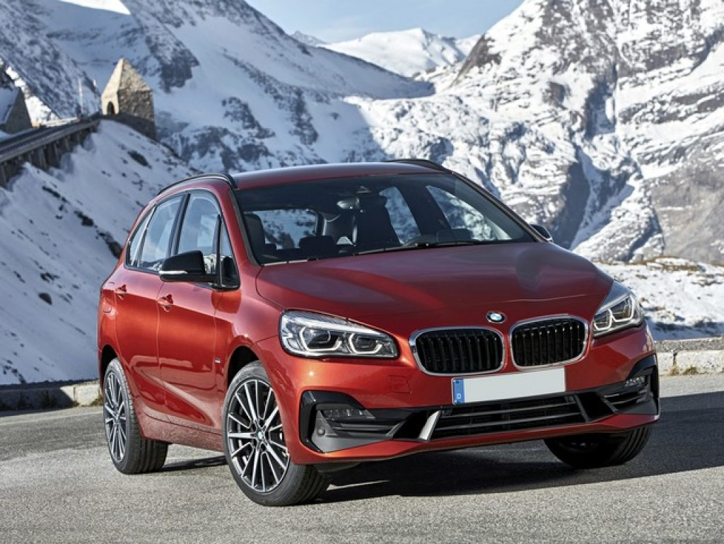 218 BMW 218 d xDrive Active Tourer Business