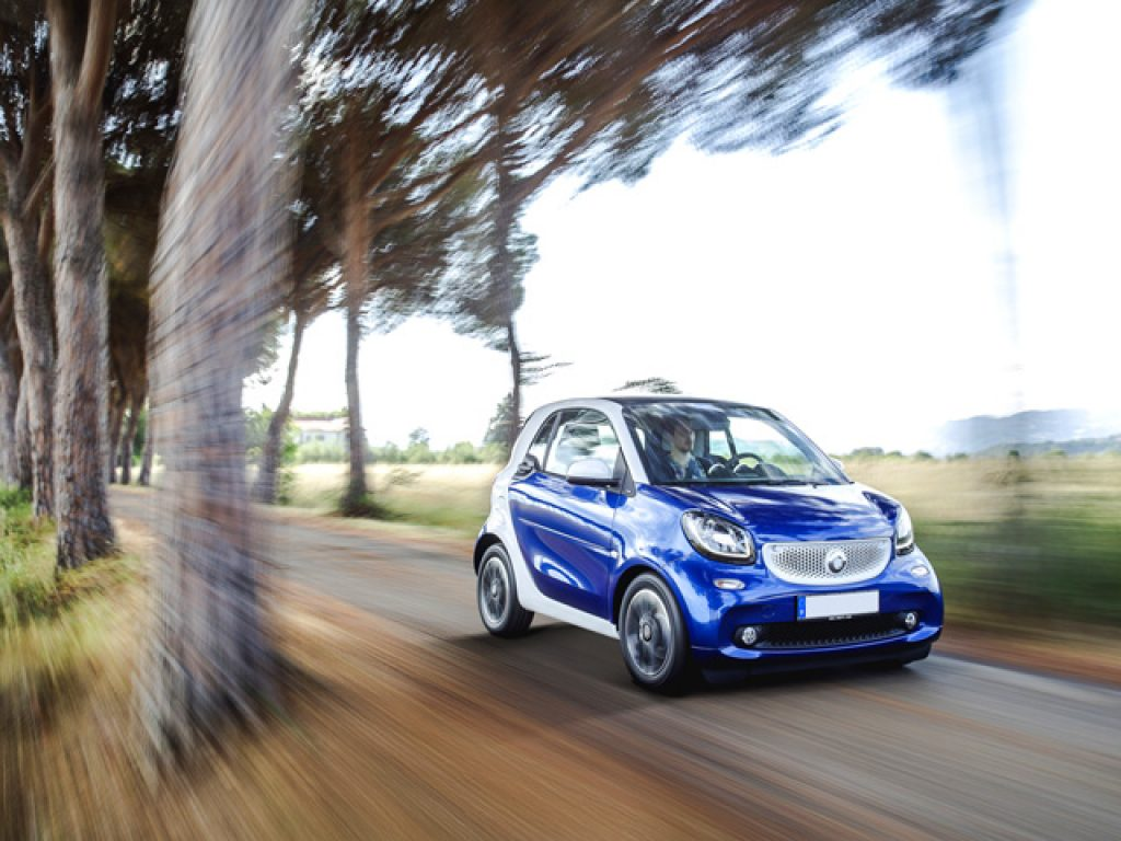 ForTwo SMART ForTwo 70 1.0 twinamic Passion