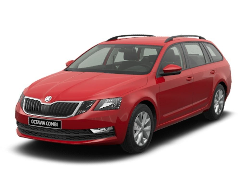 Octavia SKODA Octavia 1.6 TDI CR 90 CV Wagon Executive
