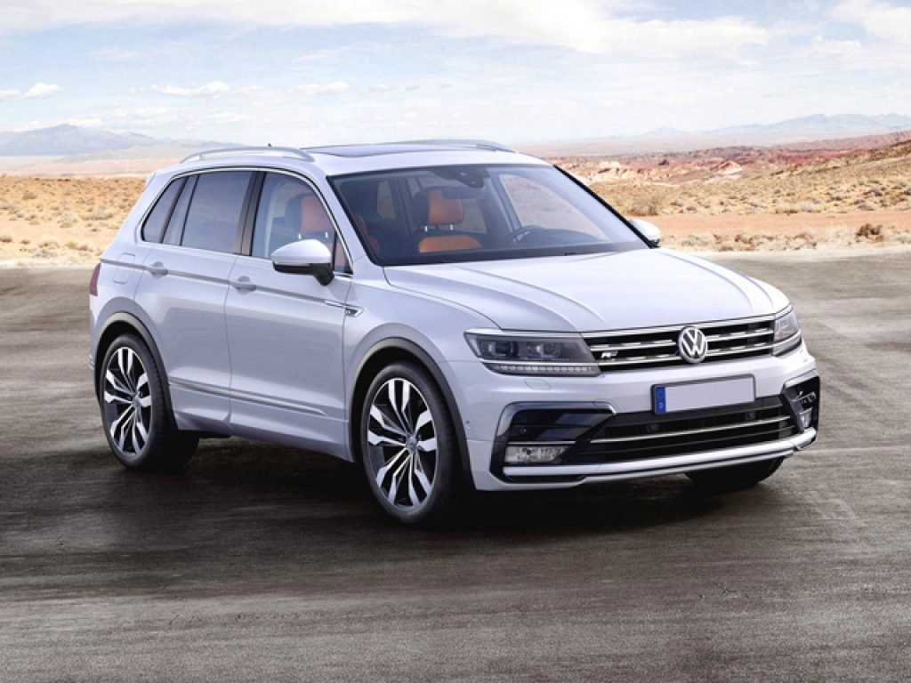 Tiguan VOLKSWAGEN Tiguan 2.0 TDI SCR DSG Business BlueMotion Technology