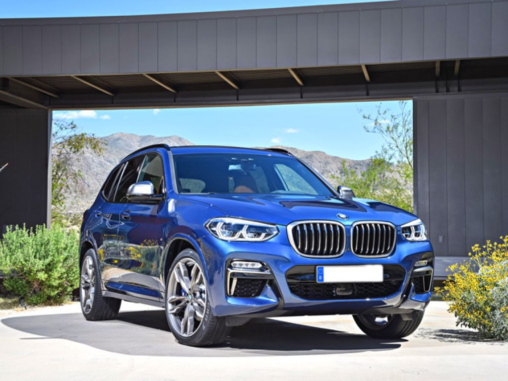X3 BMW X3 sDrive18d Business Advantage